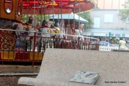 En La Plaza...